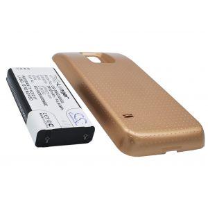 Аккумулятор для Samsung Galaxy S5 mini 3800mah золотой
