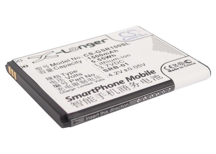 Аккумулятор для Gigabyte GSmart Rio R1 1500mah CS CameronSino