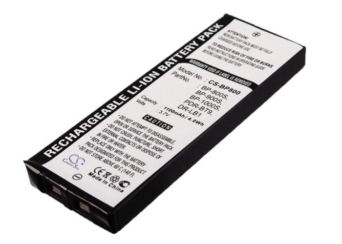 Аккумулятор для Konica DR-LB1 1000mah CameronSino
