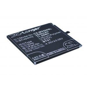 Аккумулятор для Meizu MX5 3050mah
