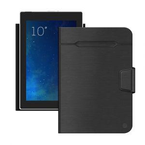 "Чехол для планшетов Wallet Fold 10"" Deppa серый"