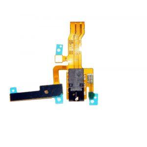 Шлейф Sony Xperia ZL C6503 разъем гарнитуры и микрофон
