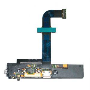 Шлейф Lenovo K900 зарядка, звонок, аудиоразъем