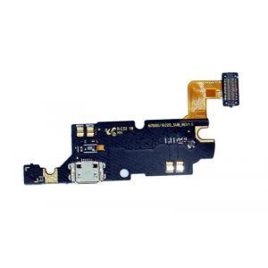 Шлейф Samsung Galaxy Note n7000 с системным разъемом и микрофоном