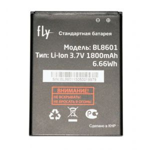 Аккумулятор Fly IQ4505 Quad ERA Life 7 1850mah
