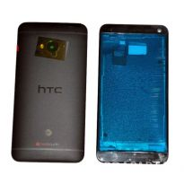 корпус HTC One M7 оригинал черный