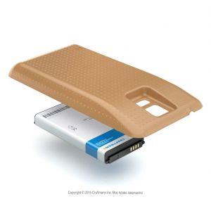 Аккумулятор Samsung Galaxy S5 SM-G900i 5600mah Craftmann золотой