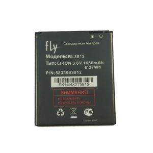 Аккумулятор Fly IQ4416 Quad ERA Life 5 1650mah