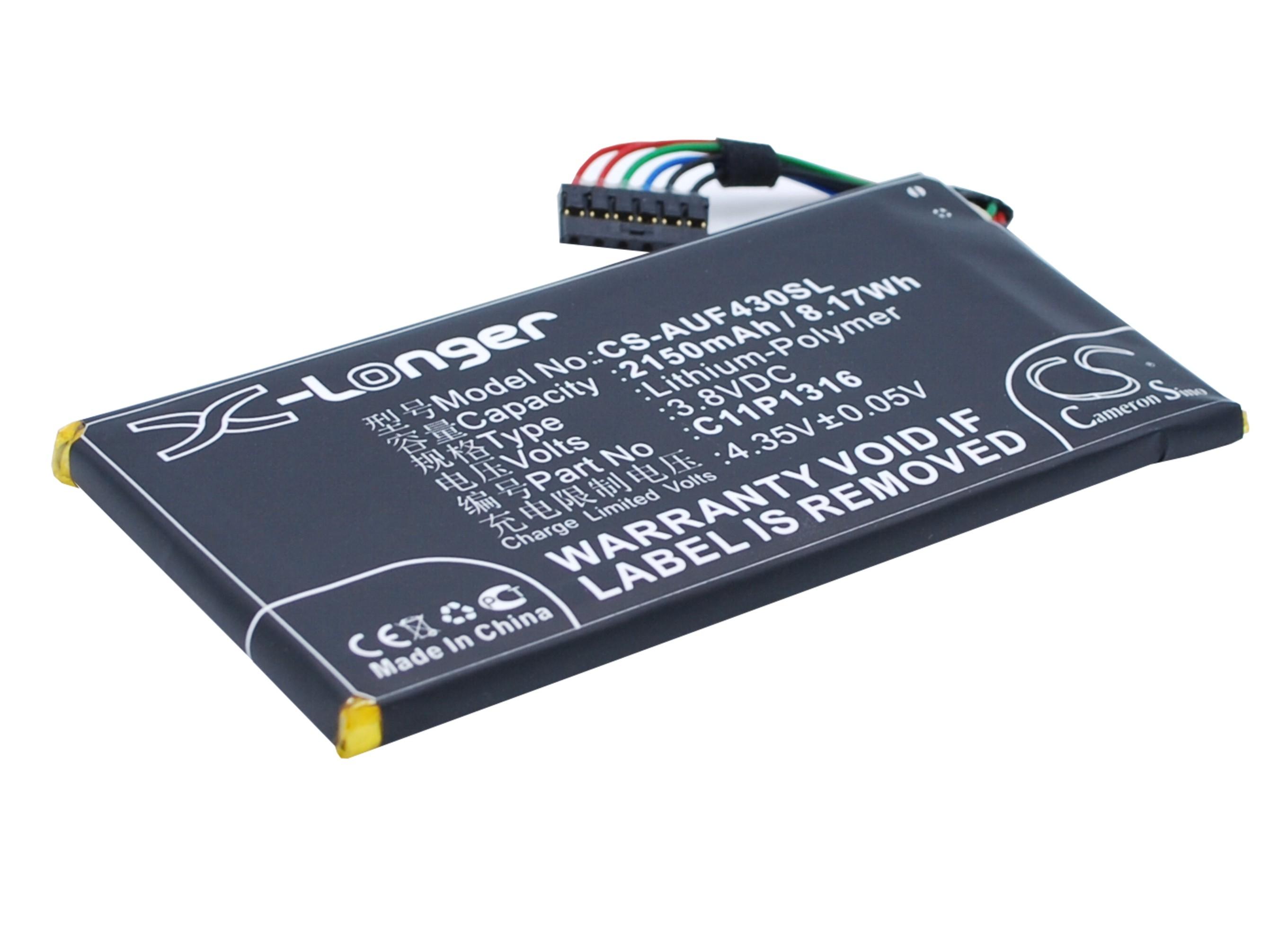 Аккумулятор для Asus PadFone mini 4.3 2150mah CS CameronSino