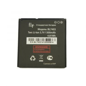 Аккумулятор Fly IQ431 Glory, IQ432 ERA Nano 1 1300mah