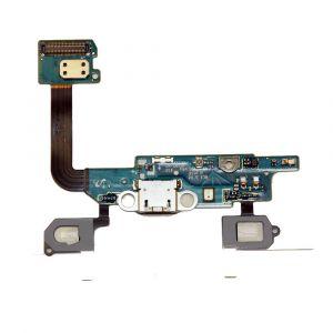 Шлейф Samsung Galaxy Alpha G850 с разъемом microUSB