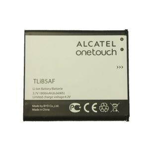 Аккумулятор Alcatel OneTouch 997D, 5035, 5036D Pop 2 1800mah