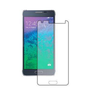 Защитное стекло Samsung Galaxy Alpha, 0.3 мм, прозрачное, Deppa