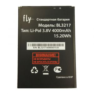 Аккумулятор Fly IQ4502 Quad ERA Energy 1 4000mah