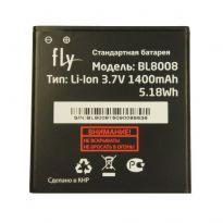 Аккумулятор Fly FS401 Stratus 1 1400mah