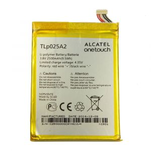 Аккумулятор Alcatel OneTouch 7047D, 8008D, Blackberry Z3 2500mah