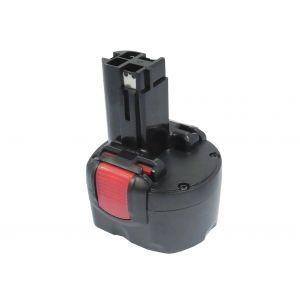 Аккумулятор Bosch 2607335461, 2607335707, BAT100 2000mah