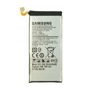 Аккумулятор для Samsung Galaxy A3 SM-A300F 1900mah