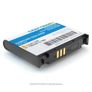Аккумулятор Samsung SGH-E950 750mah Craftmann