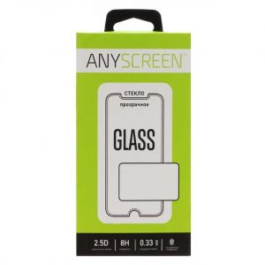Защитное стекло Xiaomi Mi4i, 0.33 мм, прозрачное, AnyScreen
