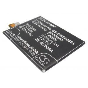 Аккумулятор Fly IQ453 Quad Luminor FHD 2000mah CS