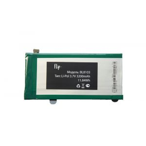 Аккумулятор Fly Flylife Connect 7 3G 2 3200mah
