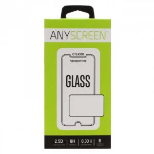 Защитное стекло Sony Xperia E4 0.33 мм, прозрачное, AnyScreen