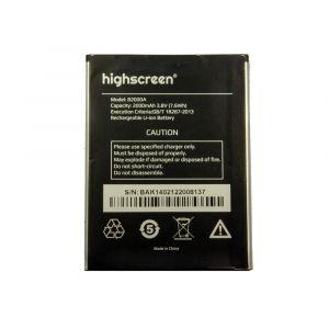 Аккумулятор для Highscreen Thor 2000mah