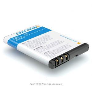 Аккумулятор Nokia 6111 BL-4B 800mah Craftmann