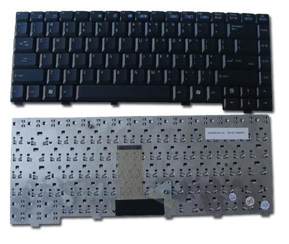 Клавиатура Asus A3 A3L A3G A3000, A6, A6000, Z9, Z81, Z91 английская