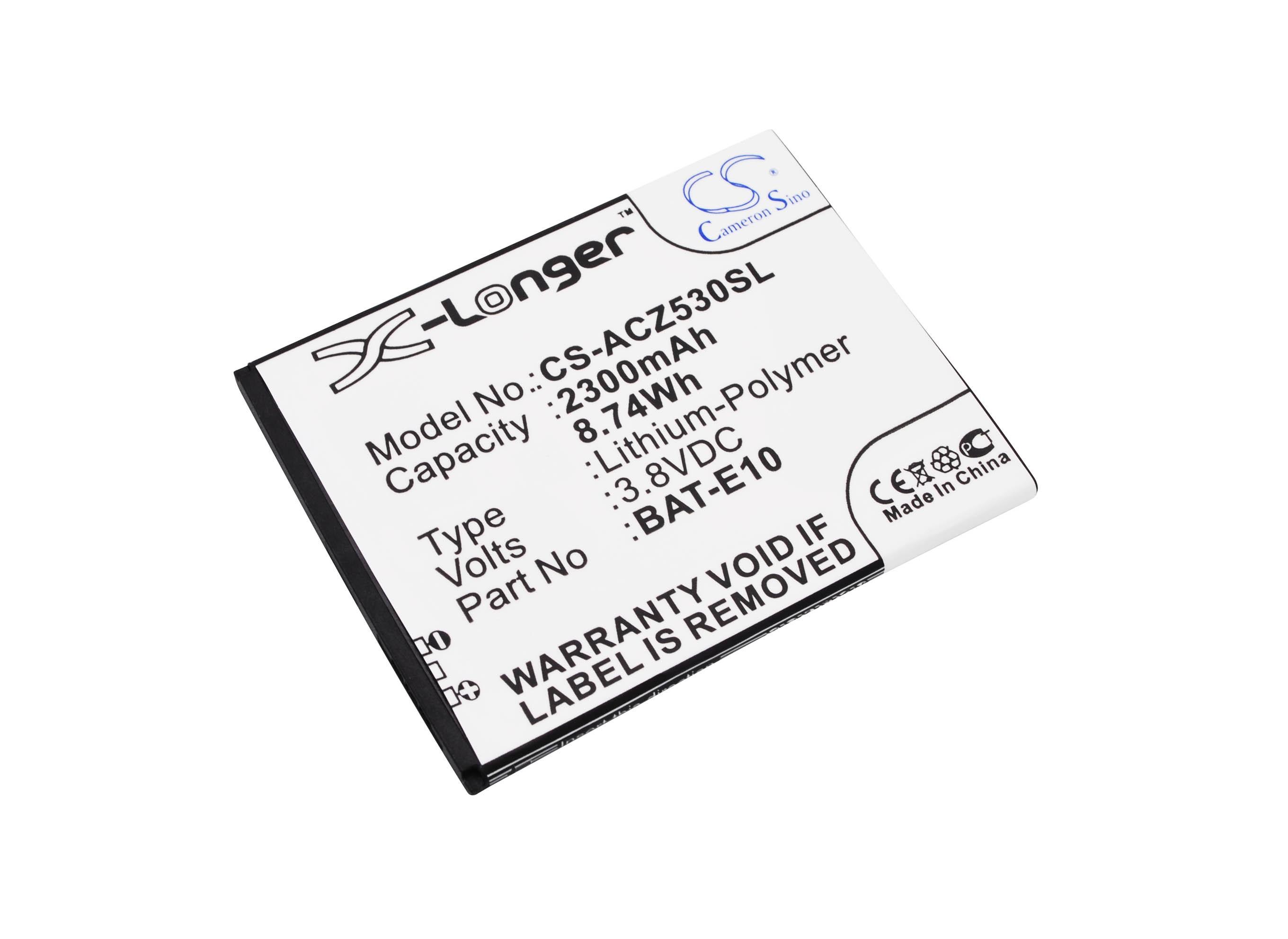Аккумулятор для Acer Liquid Z530 2300mah CS CameronSino