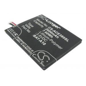 Аккумулятор Acer Liquid E3, Z5 2000mah CS