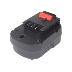 Аккумулятор Black & Decker A12, A1712, FS120B, FSB12, HPB12 2000mah