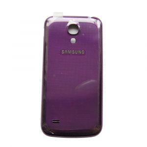 Крышка аккумулятора Samsung Galaxy S4 mini i9190 фиолетовая