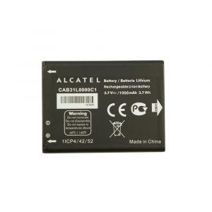 Аккумулятор Alcatel One Touch 891, 2000X, 3041D, Мегафон TP-DS1 1000mah