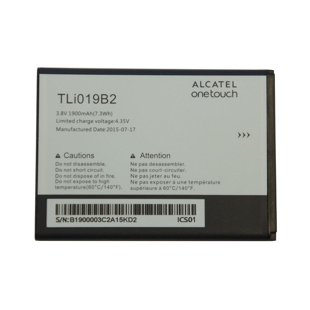 Аккумулятор Alcatel OneTouch Pop 2, Pop 3, Pixi 4, Idol 2 Mini S 1900mah