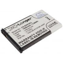 Аккумулятор Siemens Gigaset SL910 1050mah CS