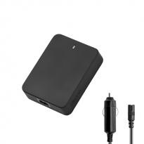 Автомобильная зарядка для ноутбуков Deppa 90 Вт