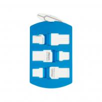 SIM card адаптеры и система хранения Deppa
