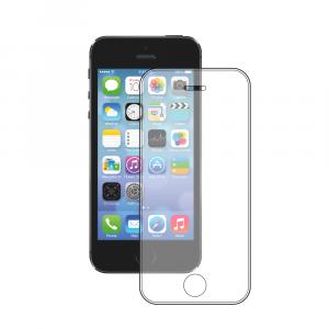 Защитное стекло Apple iPhone 5/5S/5C, 0.33 мм, прозрачное, Deppa