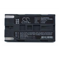 Аккумулятор Ashtech ProFlex 500, 800, ProMark 500, 800 4400mah CS