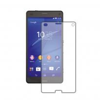 Защитное стекло Sony Xperia Z3 Compact, 0.3 мм, прозрачное, Deppa