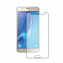 Защитное стекло Samsung Galaxy J7 (2016) 0.3 мм, прозрачное, Deppa