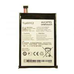Аккумулятор Alcatel One Touch Hero 2 8030 3100mah