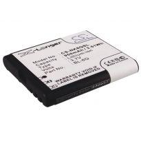 Аккумулятор Nokia BL-6Q 950mah CS