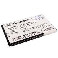 Аккумулятор МТС 968, Мегафон SP-A10, Alcatel 993, 995 1750mah CS