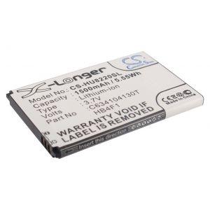 Аккумулятор Мегафон U8230, МТС Neo, E5830 Huawei U8800 1500mah CS