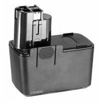 Аккумулятор Bosch 2607335054, BH1214H, BAT011 3300mah