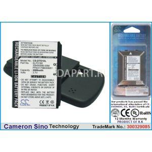 аккумулятор HTC Touch P3450 2000мАч CS-DTS1XL