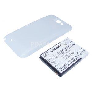 аккумулятор Samsung Galaxy Note 2 N7100 6200mah CS-SMN710WL белый